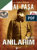 Cemal Paşa - Anılarım (1913-1922)