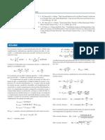 Fórmulas Capitulo 8