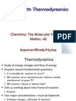 CH19 Thermodynamics