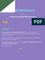 E Book Criacao de Loja Virtual WooCommerce