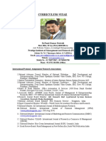 Dr.Punit Kumar Dwivedi-CV