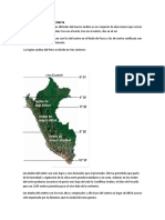 Geomorfologia de La Sierra