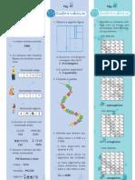 Matemática - Quebra-cabeças Nível Junior 4Ano