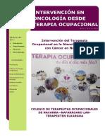 Intervención de Terapia Ocupacional EnOncologia