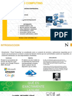 Seguridad Empresarial Cloud
