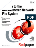 IBM Clustered Network File System