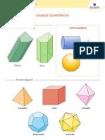 Matemática - Sólidos Geométricos