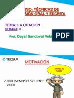 La_oracion_teoria