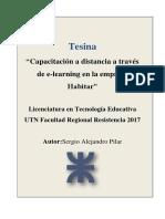 LTE Pilar, Sergio Junio 2017 LTE UTN