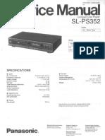 Slps 352 manual