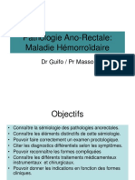 cours M1 Pathologie Ano-rectale.ppt