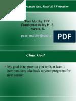Paul Murphy Triple Option - 2013
