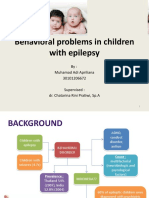 Journal Adhi Dr Rini Behavioral Problems in Children With Epilepsy [Autosaved]