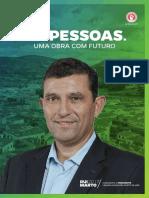 Programa Eleitoral - Rui Marto 2017