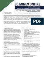 Program Sheet Mining