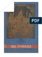 Tantra of Sri Chakra