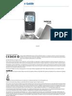 Nokia-E71-1 - User Guide in English