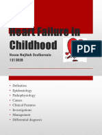Heart Failure in Childhood.pptx