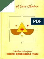 Secrets of Sree Chakra Swami Nadananda Tirtha