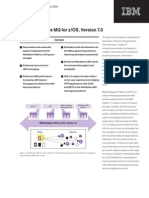 WebSphere MQ for zOS V7 Data Sheet