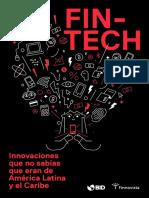 FINTECH Innovaciones Que No Sabias Que Eran de America Latina y Caribe
