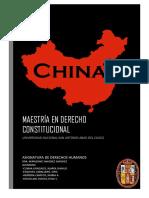 Maestría en Derecho Constitucional-china