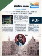 Centenario de La Federalización de La Ciudad de Buenos Aires