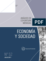 Economia y Sociedad - N 52 - Julio 2017 - Paraguay - Portalguarani