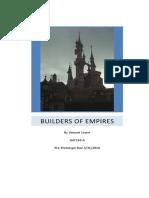 Builders of Empires rulebook