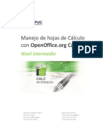 Calc Intermedio