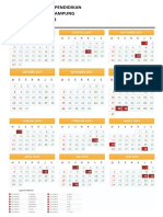 Kalender Pendidikan Propinsi Lampung 2017_2018