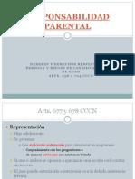 Administración de Los Bienes de Los Hijos Menores (2015)