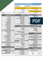 Check List Instalaciones GLP (Menos de 1000 Gal)