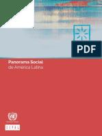 Panorama Social de América Latina