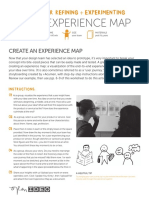 Experience Map - IDEO