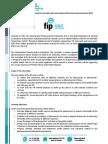 IPSF FIP Internship Call for Fall 2017