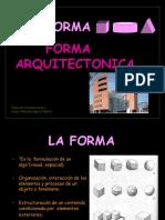 Forma Forma Arquitectonica