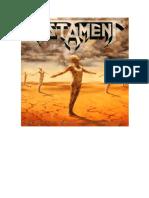 Analisis Testament
