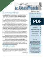 Jul-Aug 2000 Atlantic Coast Watch Newsletter