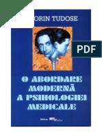 Florin Tudose - O abordare moderna a psihologiei medicale.rtf