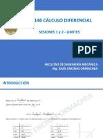 Sesiones 1 y 2 (Limites) PDF