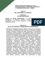 Convencion Colectiva de Trabajo Nro 734 15