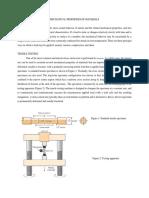 Mechanical Properties 1