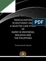 Radicalism in Southeastern asia