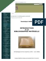 Varry 2011 - Introduction à la bibliographie matérielle.pdf