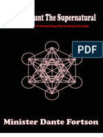 How to Hunt the Supernatural