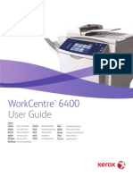 User Guide Esxerox6400