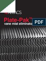 AMACS Plate Pak Vane Brochure