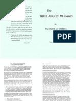 3 Angels Message in Daniel