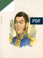 San Martín - Retrato